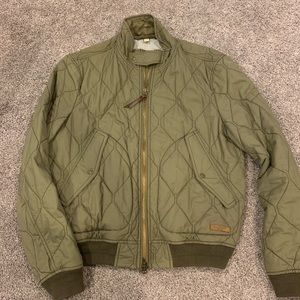 Burberry Jacket military Green size L